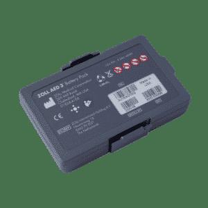 Batteri til AED 3 hjertestarter