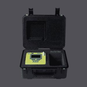 Pelican Kuffert (Stor) til AED 3 hjertestarter