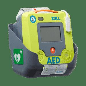Vægbeslag til AED 3 hjertestarter 1