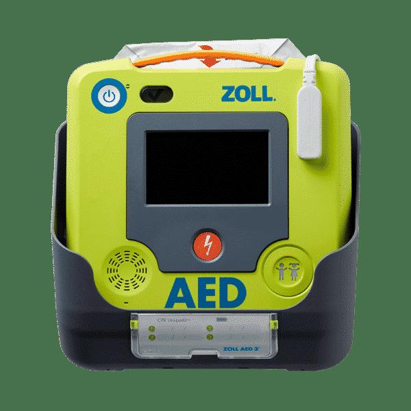 Vægbeslag til AED 3 hjertestarter