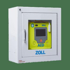 ZOLL vægskab til AED 3 hjertestarter - 1