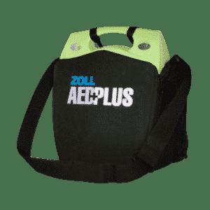 AED Plus hjertestarter bæretaske 1