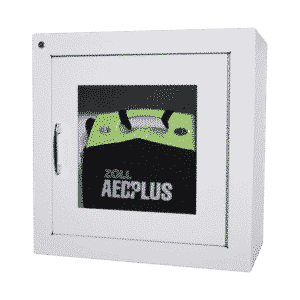 ZOLL vægskab til AED Plus hjertestarter - 1
