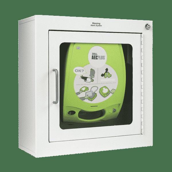 ZOLL vægskab til AED Plus hjertestarter