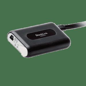 Shocklink System. Adapter 05-10100 er nødvendig
