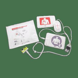 8900-0190 CPR Stat-Padz træningsstødpads med simulatorstik