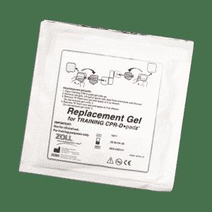 8900-0803-01 Gel pads til CPR-D træningsstødpads. Passer til 8900-0804-01 og 8900-5007