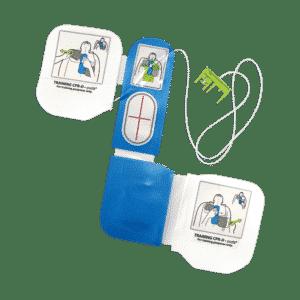 CPR-D træningsstødpads til ZOLL AED Plus Trainer