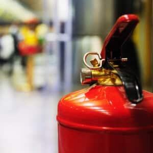 Førstehjælpskursus Elementær brandbekæmpelse ved ABA anlæg