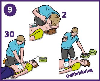 9 - Følg instruktionen