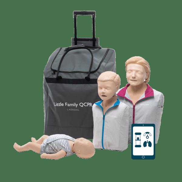 Little Family QCPR førstehjælpsdukker