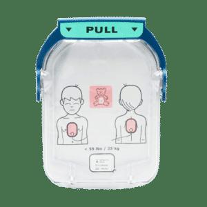 SMART Pads børneelektrode til HeartStart HS1