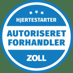 Autoriseret ZOLL Hjertestarter forhandler