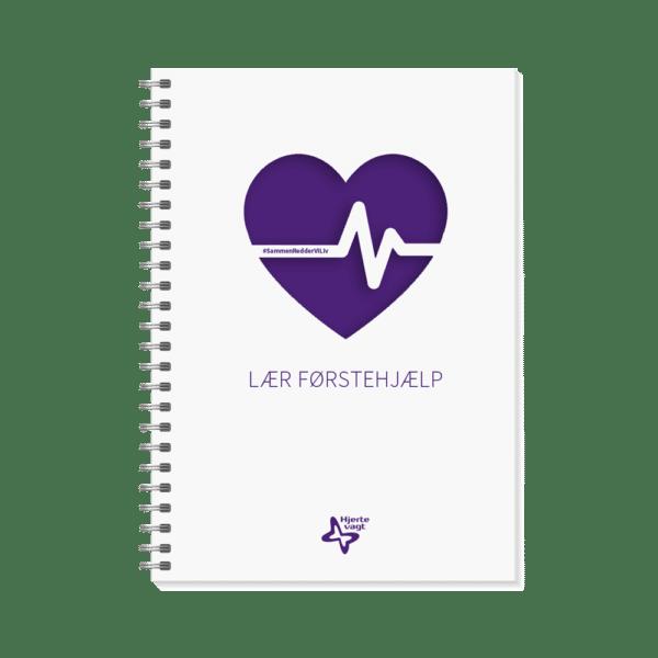 Hjertevagt Førstehjælpsbog - Lær førstehjælp