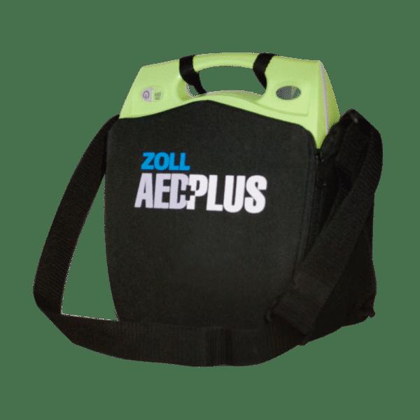 ZOLL AED Plus hjertestarter i taske