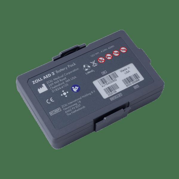 ZOLL AED 3 Hjertestarter batteri