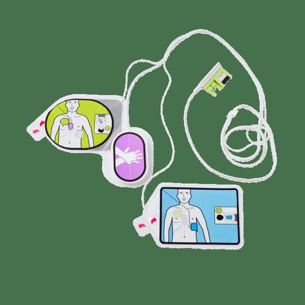 ZOLL AED 3 hjertestarter Uni-Padz elektrode