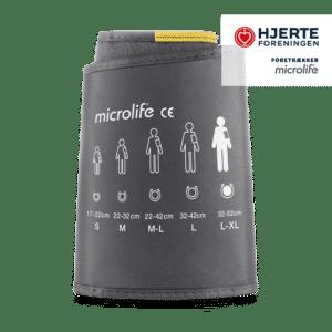 Microlife Soft manchet - Large/Xlarge